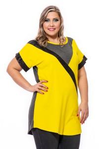Tunika für grosse Frauen